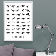 Poster - Dinosaurs