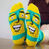 ChattyFeet Sokker – Commander Awesome