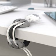 Ledningsholder - Desk Cable Clip