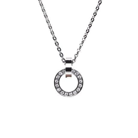Edblad – Eternity Orbit halskjede, kort
