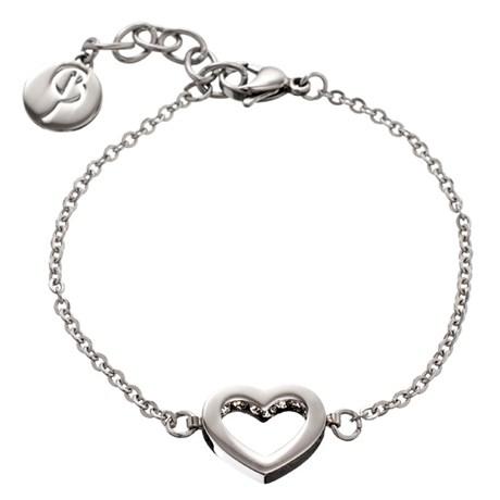 Edblad  Monaco Heart armbånd