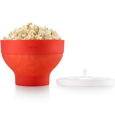 Popcorn Maker for mikrobølgeovn