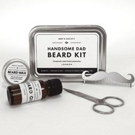 Skjeggpleie - Handsome Dad Beard Kit