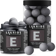 E - Krisp & Salt - Lakrids by Johan Bülow