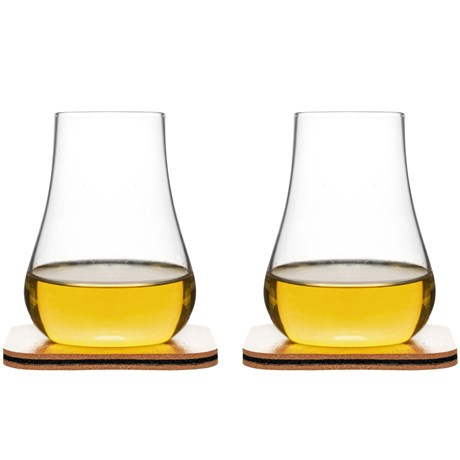 Whiskyprøveglass, Club (2-pkn) - Sagaform